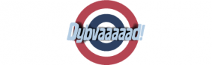 Dyvbaaaaad logo på citatplakat.dk forside