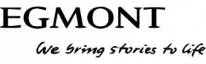 Egmont logo i samarbejde med citatplakat på forside