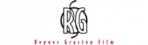 Regner Grasten Film logo i samarbejde med citatplakat på forside