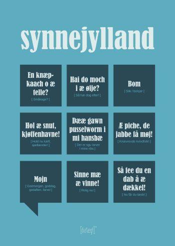 Byer & Dialekter