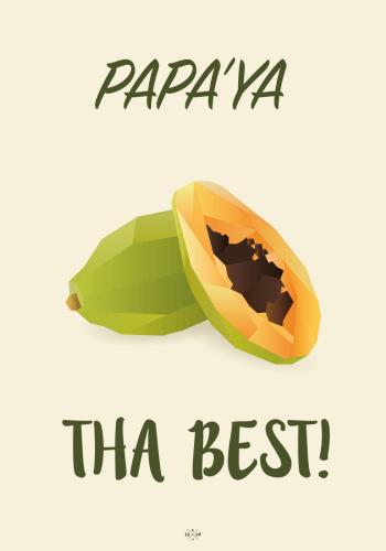 Papaya tha best