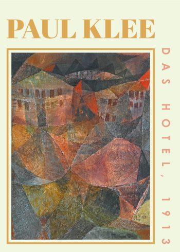 Das Hotel Paul Klee