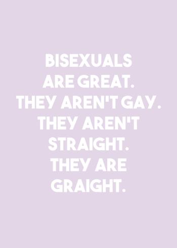 Biseksuel quote