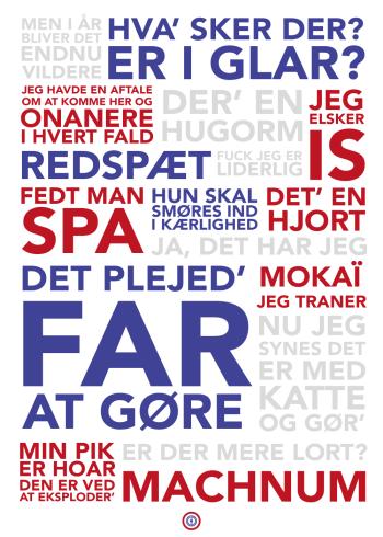 Dybvad citat plakat med de bedste citater