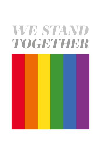 LGBT plakat