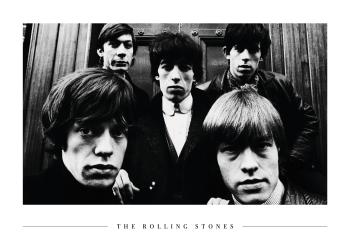 the rolling stones plakat