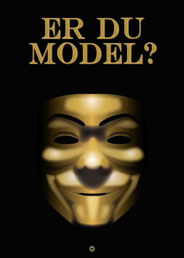 Dj guldsmed citat plakat - Er du model
