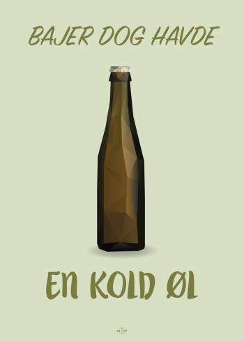 Øl plakater
