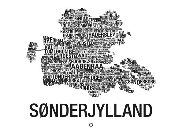 sønderjylland plakat
