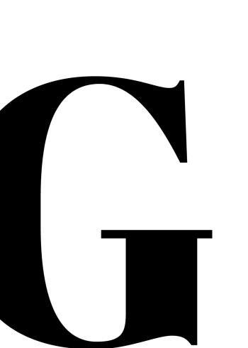 bogstav plakater med bogstavet g