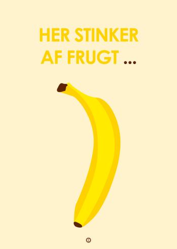'Dybvaaaaad' plakat: Her stinker af frugt