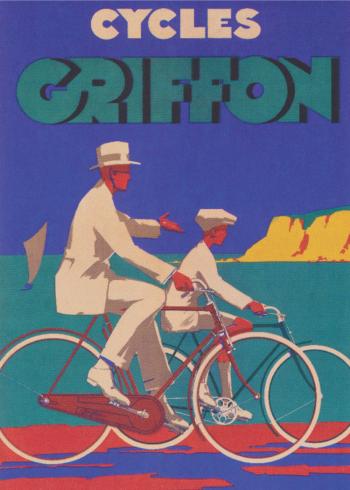 retro plakater med dansk design