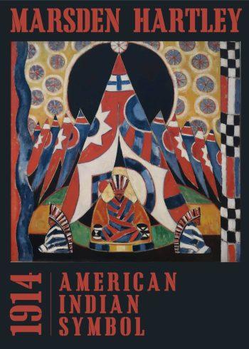 american indian symbol plakat fra 1914