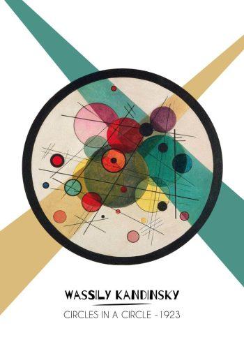 Wassily Kandinsky plakater