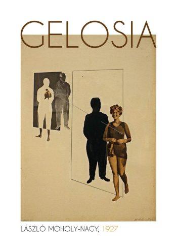 gelosia plakat af moholo-nagy