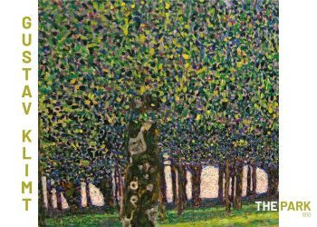 Størstedelen af maleriets komposition består af blade og grønt, og havde det ikke været for græsset og stammerne i bunden, havde maleriet fremstået som værende abstrakt