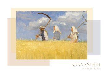 Høstarbejdere - Anna Ancher, 1905