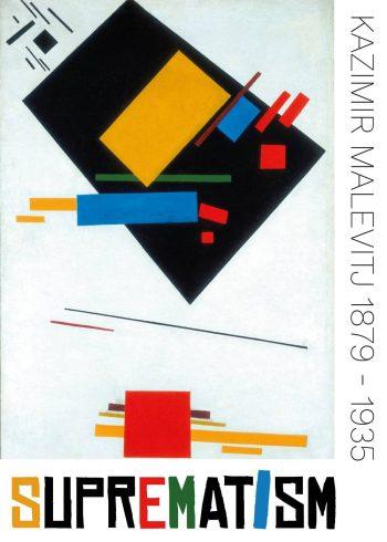Kazimir Malevitj plakater