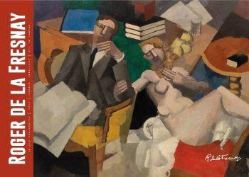 Museumsplakat med Roger de La Fresnayes maleri La vie conjugale