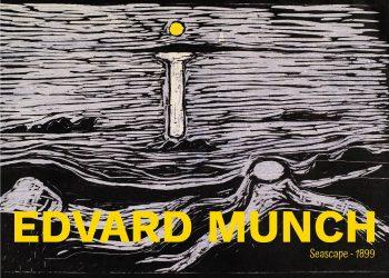Seascape Edvard Munch