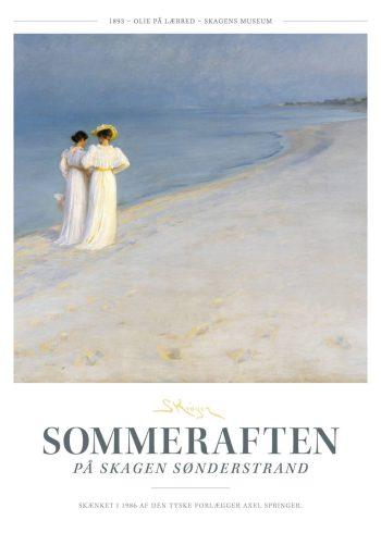 P.S. Krøyer plakater
