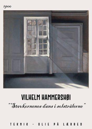 hammershøi plakater