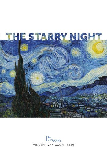 Vincent Van Gogh plakater