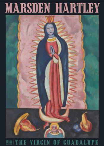 the virgin of guadalupe plakat af hartley
