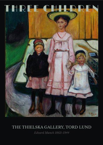 Three children Edvard Munch