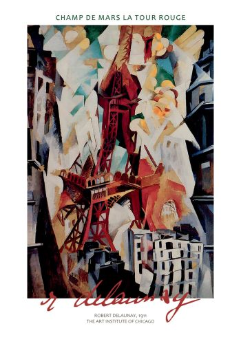 delaunay posters