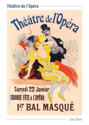 Teater plakat fra 1900 tallet