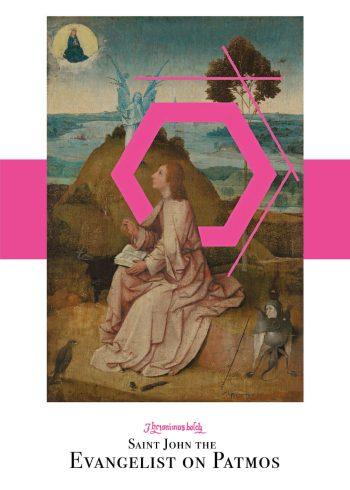 Saint john the evangelist on patmos - Hieronymus Bosch