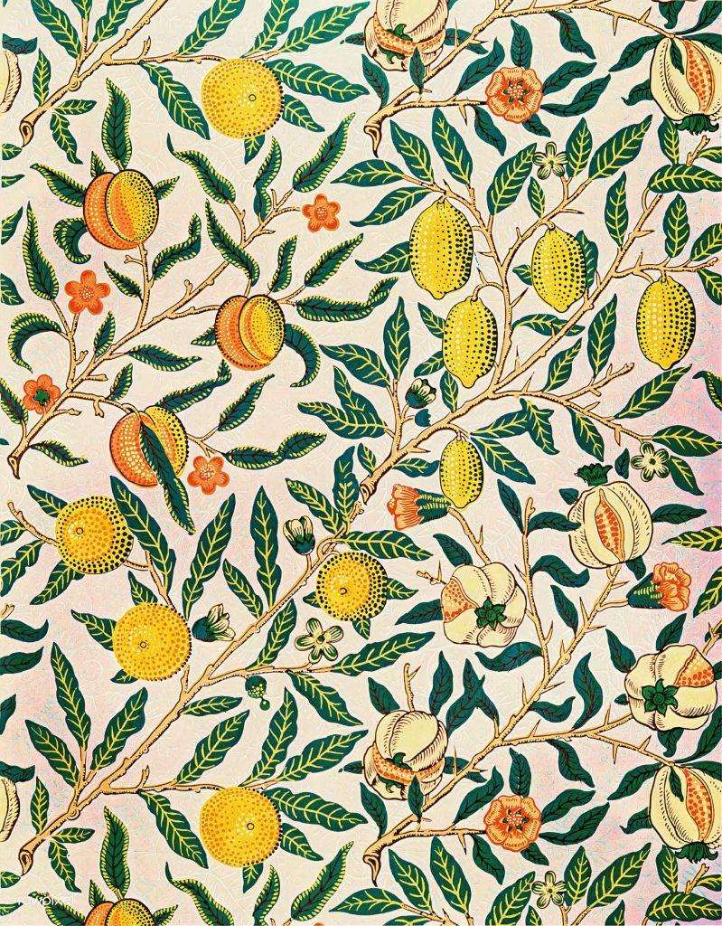 William Morris plakat