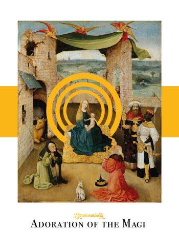 modern posters plakat af Hieronymus Bosch