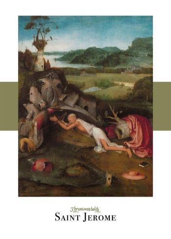 Saint Jerome Hieronymus Bosch