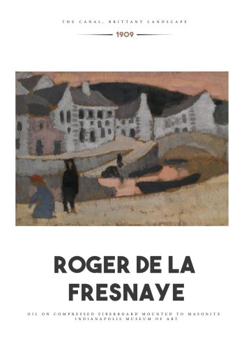 Roger De La Fresnaye plakater