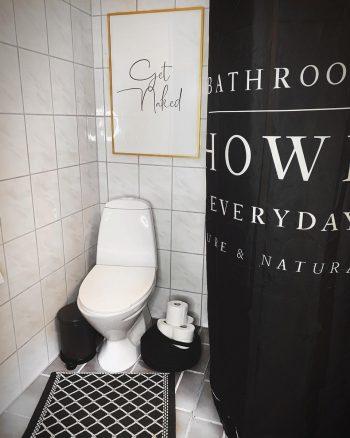 Plakater til badeværelset